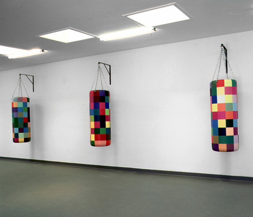 Installation view 'SoLo', Tommy Lund Gallery, Odense, Denmark - Click image to return.